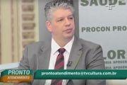"""Pronto Atendimento"", TV Cultura - Parte 02"